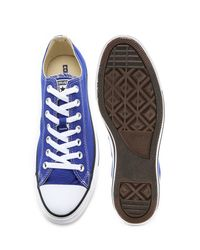 Converse Blue Chuck Taylor All Star Sneakers for men