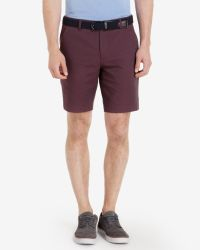 Ted Baker | Textured Cotton Shorts for Men | Lyst
