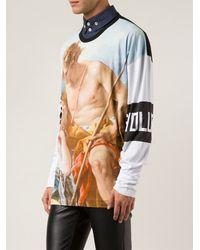 Vivienne Westwood - White Renaissance Painting Graphic Tshirt for Men - Lyst