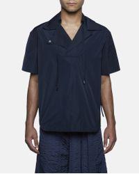 Björn Borg Blue Short Sleeve Shirt for men