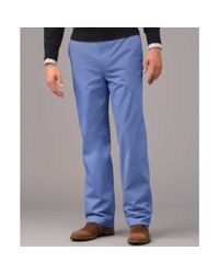 Tommy Hilfiger | Blue Academy Chino Pants for Men | Lyst