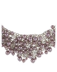 Jacques Vert | Gray Pearl Scatter Necklace | Lyst