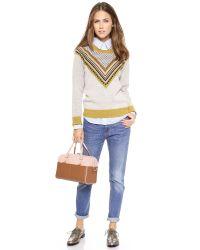 Karen Walker - Pink Andie Mini Duffel Bag  Blushbubbletan - Lyst