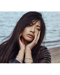 Jenny Bird | Metallic River Cuff | Lyst