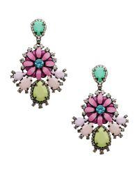 Mercantia | Pink Earrings | Lyst