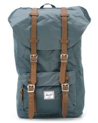 Herschel Supply Co. | Blue 'little America' Backpack for Men | Lyst