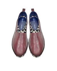 Proenza Schouler - Multicolor Leather Espadrilles - Lyst
