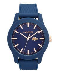 Lacoste Blue '12.12' Watch for men
