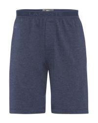 Lacoste - Blue Nightwear Sleep Shorts for Men - Lyst