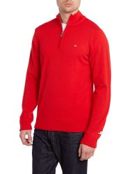 J.Lindeberg | Red Kian Tour Merino for Men | Lyst