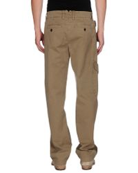 Timberland | Brown Casual Trouser for Men | Lyst