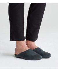 Eileen Fisher - Multicolor Suede Blog Slide for Men - Lyst