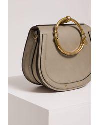 Chloé Gray Nile Medium Bag