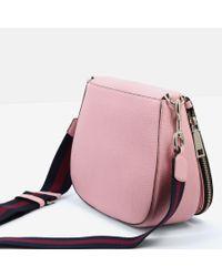 Marc Jacobs - Pink Gotham Nomad Bag - Lyst