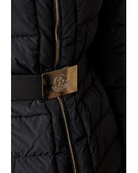 Moncler Black Imin Coat