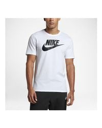 Nike - Gray Sportswear Futura Icon T-shirt for Men - Lyst