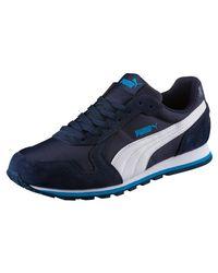 PUMA | Blue St Runner Nl Running Trainers for Men | Lyst