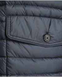 Tommy Hilfiger - Big And Tall Blue Quilted Parka for Men - Lyst