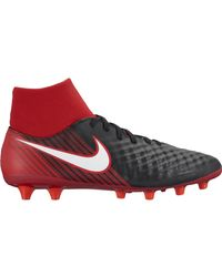 Nike - Red Magista Onda Ii Dynamic Fit Ag-pro Football Boots for Men - Lyst