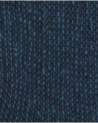 El Corte Inglés Navy Blue Flecked Knitted Cowl
