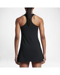 Nike Black Court Pure Women's Tennis Dress