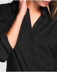 Mirto - Black Shirt - Lyst