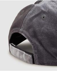 El Corte Inglés Gray Wo Plain Grey Cap