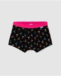 Bóxer De Punto De Hombre Multicolor Happy Socks de hombre