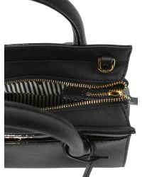 Kate Spade - Black Cameron Street Mini Candace Leather Bag - Lyst