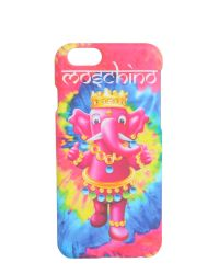 Moschino Pink Tye Die Elephant Iphone 6/6s Case