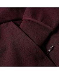 Adidas Purple Z.n.e. Zip Hoody for men
