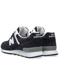 New Balance Blue W576dnw - Made In England for men