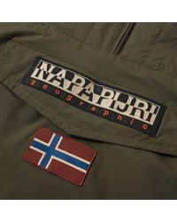 Napapijri - Green Rainforest Jacket for Men - Lyst