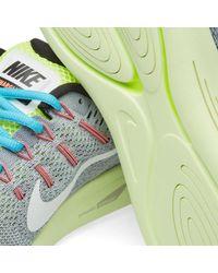 Nike Gray Lunarglide 8 for men