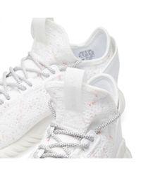 Adidas White Tubular Doom Sock Pk for men