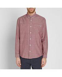 Carhartt WIP Pink Carhartt Dalton Shirt for men