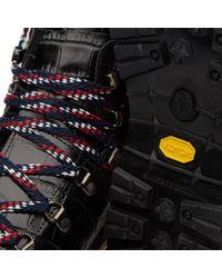 Moncler Black Peak Mountain Boot for men