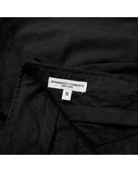 Engineered Garments Black Norwegian Pant