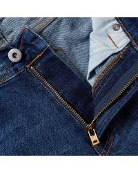 Edwin Blue Ed-85 Slim Tapered Jean for men
