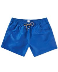 Paul Smith Blue Classic Swim Short for men