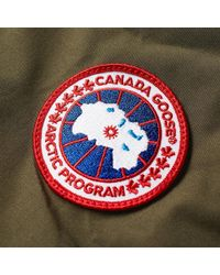 Canada Goose Green Chateau Jacket for men