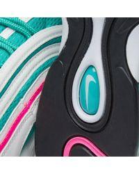 Nike White Air Max 97 'miami'