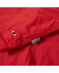Napapijri - Red Rainforest Jacket for Men - Lyst