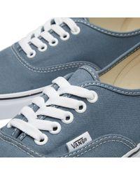 Vans Blue Authentictm for men