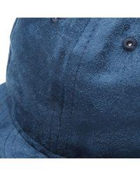 Ebbets Field Flannels Blue Standard Adjustable Cap for men