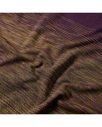 Nike Purple Df Knit Top