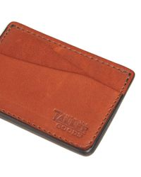 Tanner Goods - Brown Journeyman Wallet for Men - Lyst
