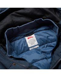Fjallraven   Blue Övik 3 In 1 Jacket for Men   Lyst