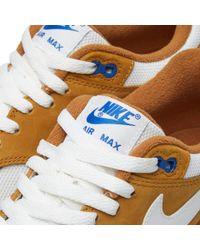 Nike Brown Air Max 1 Premium Retro for men