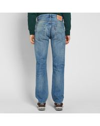 Levi's Blue Levi's Vintage Clothing 1967 505 Jean for men